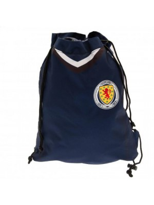 Scotland FA Drawstring Backpack
