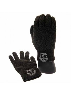 Everton FC Luxury Touchscreen Gloves Adult