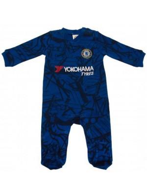 Chelsea FC Sleepsuit 3/6 Months CM