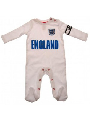 England FA Sleepsuit 0/3 Months