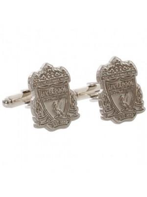 Liverpool FC Nickel Plated Cufflinks CR