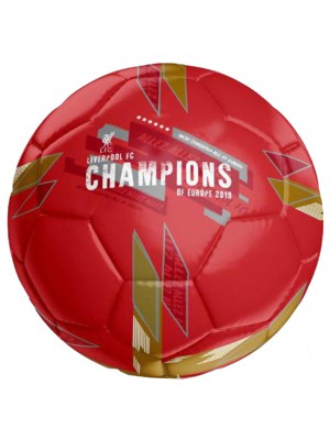 Liverpool FC Champions Of Europe Football