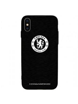 Chelsea FC iPhone X Aluminium Case