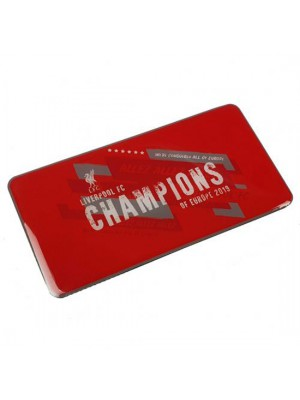 Liverpool FC Champions Of Europe Fridge Magnet