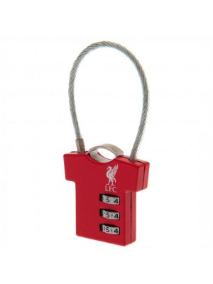 Liverpool FC Combination Padlock