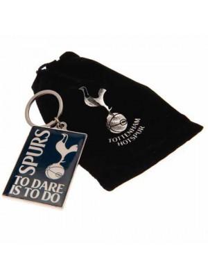 Tottenham Hotspur FC Deluxe Keyring