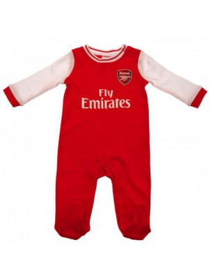Arsenal FC Sleepsuit 3/6 Months RT