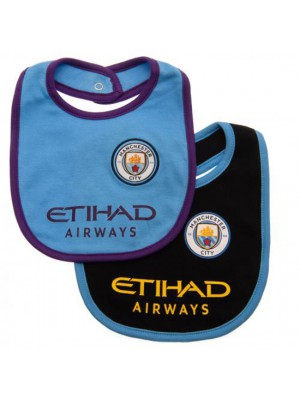Manchester City FC 2 Pack Bibs PL