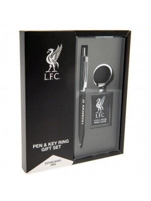Liverpool FC Pen & Keyring Set