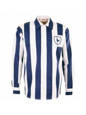 Tottenham Hotspur 1953-55 Away Retro Football Shirt