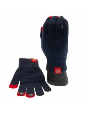 Arsenal FC Knitted Gloves Adults