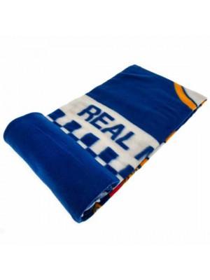 Real Madrid FC Fleece Blanket CQ