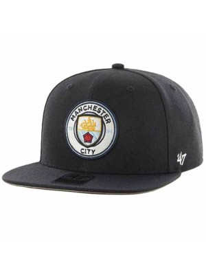 Manchester City FC 47 Cap No Shot Captain