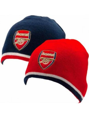 Arsenal FC Reversible Knitted Hat