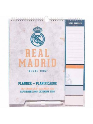 Real Madrid FC Year Planner 2020