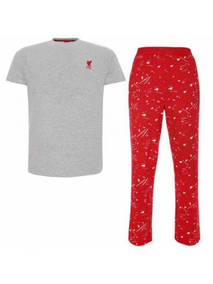 Liverpool FC Pyjama Set Mens XXL