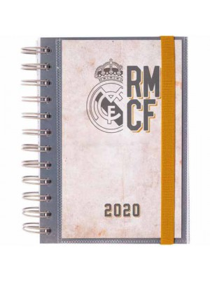 Real Madrid FC Personal Organiser 2020