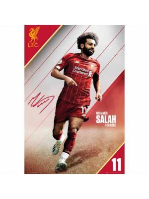 Liverpool FC Poster Salah 6