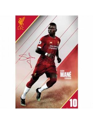 Liverpool FC Poster Mane 11