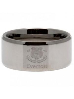 Everton FC Band Ring Large