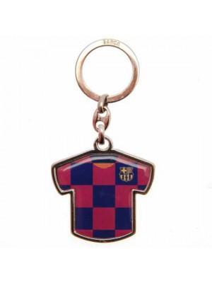 FC Barcelona Keyring Home Shirt