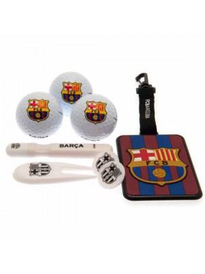 FC Barcelona Premium Golf Gift Set