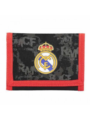 Real Madrid FC Nylon Wallet BR