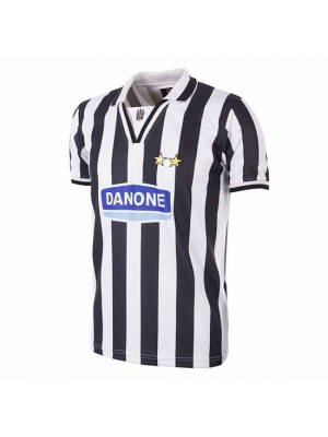 Juventus 1994 - 95 Retro Football Shirt