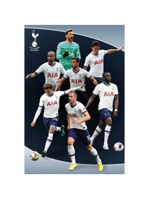 Tottenham Hotspur FC Poster Players 5