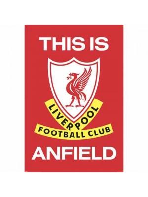 Liverpool FC Poster TIA 29