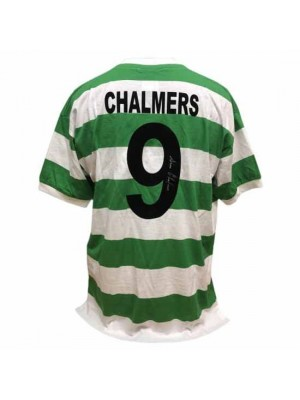 Celtic FC Chalmers Signed Shirt