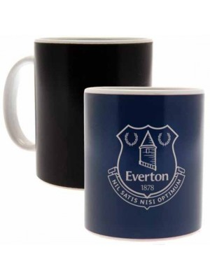 Everton FC Heat Changing Mug