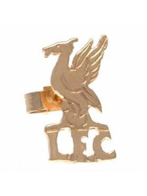 Liverpool FC 9ct Gold Earring LB
