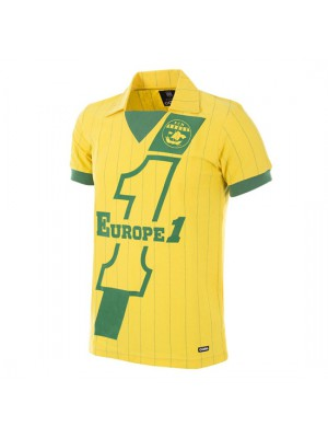 FC Nantes 1982 - 83 Retro Football Shirt