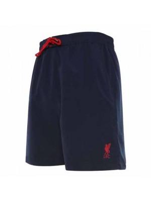 Liverpool FC Board Shorts Mens Navy XXL