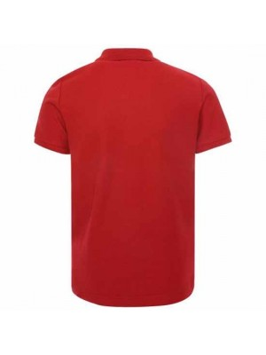 Liverpool FC Red Polo Shirt Junior Red 5/6 Years