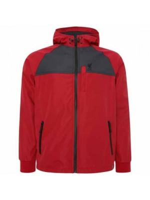 Liverpool FC Lightweight Jacket Mens XXL