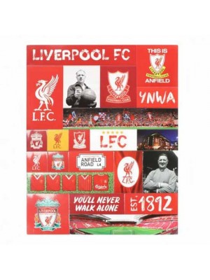 Liverpool FC Fridge Magnet Set