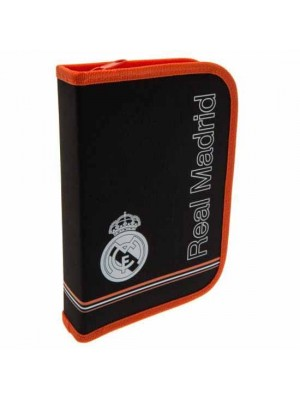 Real Madrid FC Filled Pencil Case BK