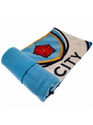 Manchester City FC Fleece Blanket LC