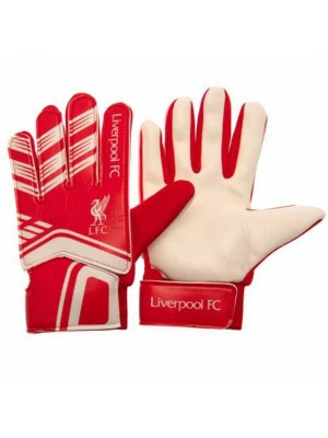 Liverpool FC Goalkeeper Gloves Youths