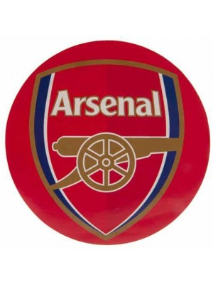 Arsenal FC Big Crest Circular Sticker