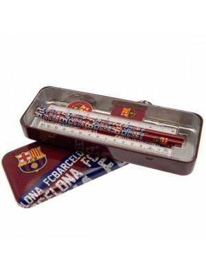 FC Barcelona Stationery Tin Set