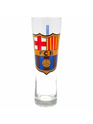 FC Barcelona Tall Beer Glass CR