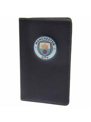 Manchester City FC Executive Scorecard Wallet