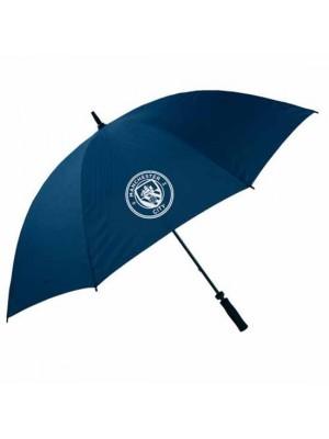 Manchester City FC Golf Umbrella Single Canopy