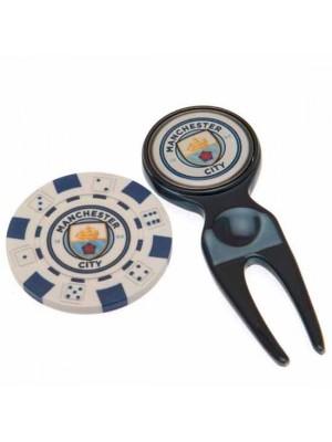Manchester City FC Golf Gift Set