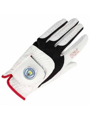 Manchester City FC All Weather Golf Glove Large