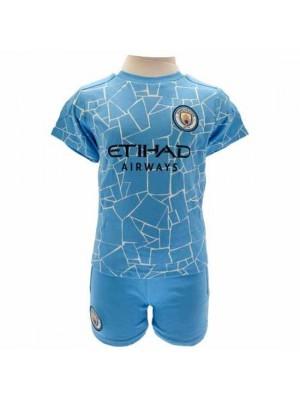 Manchester City FC Shirt & Short Set 3/6 Months