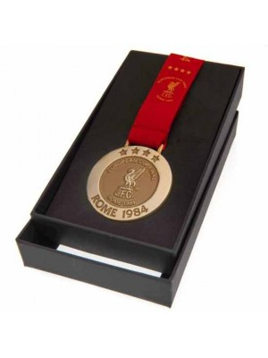 Liverpool FC Rome 84 Replica Medal
